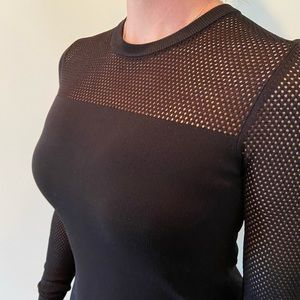 MICHAEl Michael Kors Black Dress MF98Z4CBVC